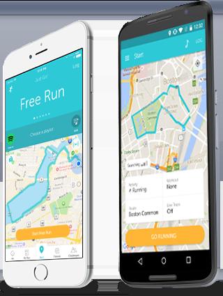 free run app